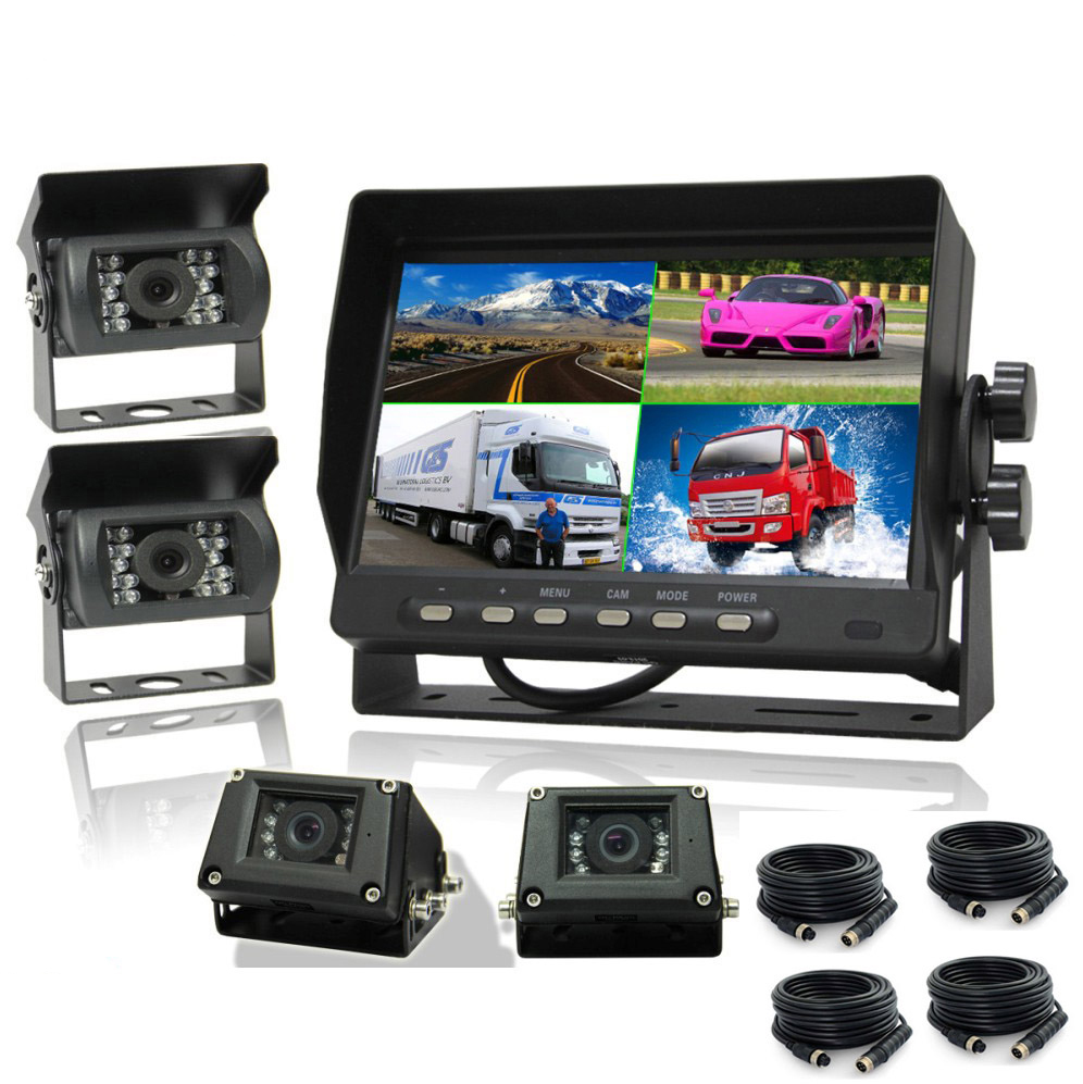 24v Truck Reversing Camera Kit Dme Solutions