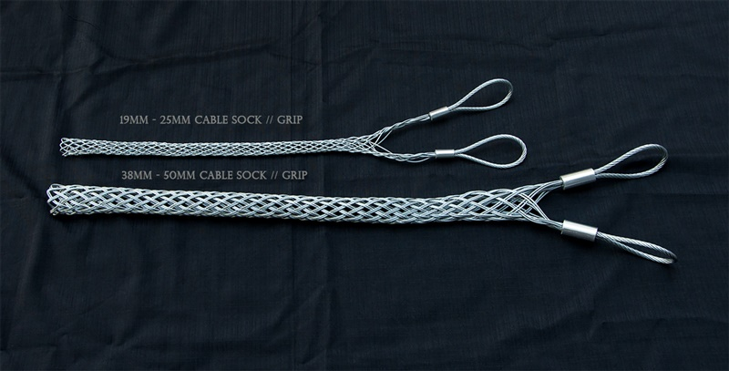 Cable Pulling Sock | DME Solutions