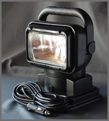Hid Xenon Remote Control Searchlight